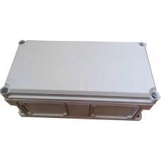 Термоконтейнер 400х200х160 поликарбонат, IP67, утепленный, с отоплением и вентиляцией*, -45..+50