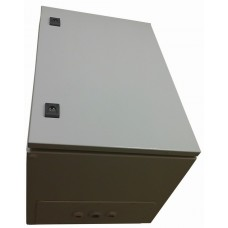Термошкаф 800х600х400 стальной утепленный с обогревом