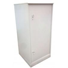 Антивандальный термошкаф 1800х800х800 38U уличный всепогодный термошкаф с отоплением. Вентиляция или кондиционер - опции. Термошкаф из оцинкованной стали