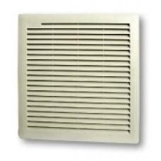 Вентилятор с фильтром и решеткой 105 куб. м/ч