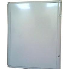Термобокс 700х590х260 пластик, с отоплением и вентиляцией*, -45..+50