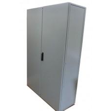 Термошкаф 1800х1200х400 стальной утепленный с обогревом