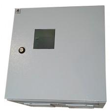 Термошкаф 400х400х300 с окном - вентиляция, отопление outdoor