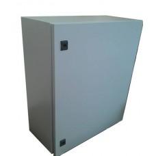Термошкаф 500х400х250 (ВхШхГ) утепленный с обогревом и вентиляцией* уличный стальной