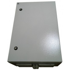 Термошкаф 600х400х250 с обогревом, навесной металлический уличный навесной термокожух