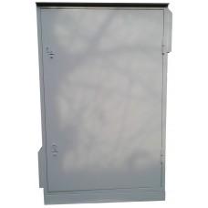 Антивандальный уличный термошкаф 2000х800х600 42U утепленный с обогревом. Вентиляция или кондиционер - опционально