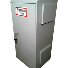 Термошкаф 1200х800х400 уличный, утепленный, с обогревателем. Вентиляция/кондиционирование опционально*