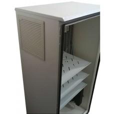 Термошкаф 1000х600х400 с вентиляцией* и обогревом уличный всепогодный