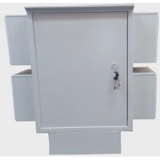 Термошкаф для майнинга 1000х800х600 21U термоизоляция и мощная вентиляция. Кондиционер опционально.
