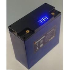Аккумулятор фосфатный 18 Ач LiFePol 12В