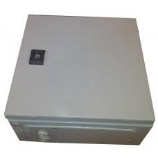 Термошкаф 300х300х150 утепленный с отоплением, металлический для улицы. Вентиляция опционально