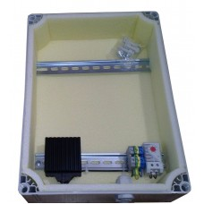 Термоконтейнер 400х300х185 поликарбонат -45..+50, IP67