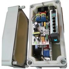 Всепогодный отказоустойчивый маршрутизатор 5 х WAN/LAN, 1 х USB 3G/4G, Wi-Fi 1000 mW, от -45 до +50 град., IP67 с ИБП и SMS-управлением