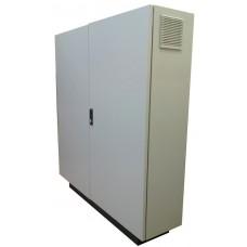 Термошкаф 1200х1200х300 двухдверный утепленный обогреваемый. Вентиляция или кондиционер - опционально*