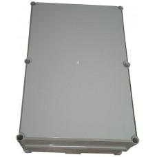 Термоконтейнер 600х400х130 пластиковый для радиооборудования с отоплением и вентиляцией* - пластиковый термобокс 600х400х130 мм