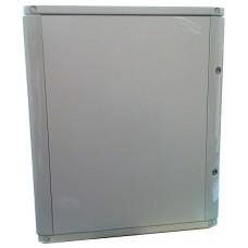 Термобокс 550х460х260 композитный пластик, с отоплением и вентиляцией* от -45..+50