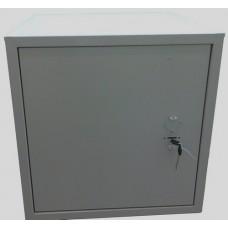 Антивандальный термошкаф 600х600х600 12U уличный взломостойкий термошкаф с отоплением и вентиляцией