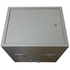 Антивандальный термошкаф 470х600х600 9U уличный взломостойкий термошкаф с отоплением и вентиляцией*