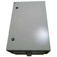 Термошкаф 600х400х250 с обогревом, навесной металлический уличный навесной термошкаф
