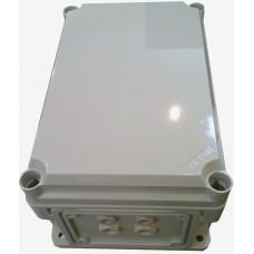 Термоконтейнер 300х200х160 поликарбонат, утепленный, с отоплением и вентиляцией*, -45..+50