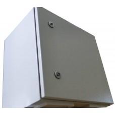 Термошкаф 400х400х300 с вентиляцией и отоплением outdoor